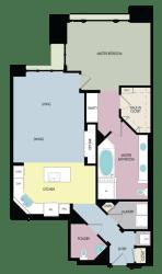Floor Plan Ashton