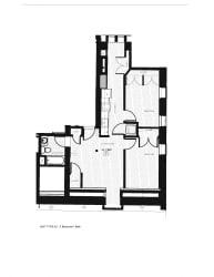 Franklin Lofts and Flats Floor Plan Diagram A3