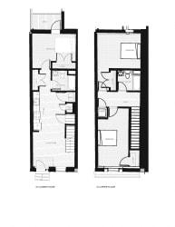 Franklin Lofts and Flats Floor Plan Diagram G1