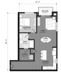 Floor Plan The Cascade 1F