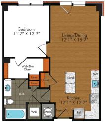 Floor Plan A05-G