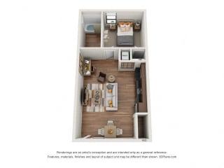 Floor Plan Gale