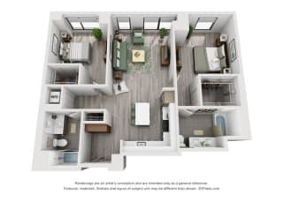 Floor Plan 2F