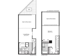 Floor Plan Mulberry
