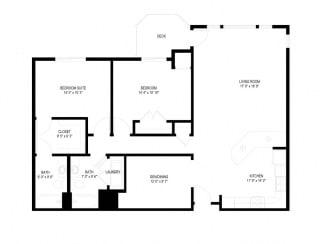 Waterstone Apartments in Minnetonka, MN J The Egret