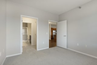 Master Bedroom To Accommodate King Size Bed at Waterstone Place, Minnetonka, Minnesota