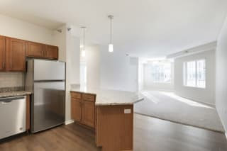 Steel Appliances in Kitchen at Waterstone Place, Minnetonka, 55305