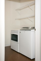 Washer/Dryer Cabin With Storage Space at Waterstone Place, Minnesota, 55305