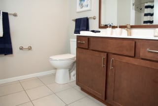 Bathroom Accessories at Waterstone Place, Minnetonka, 55305