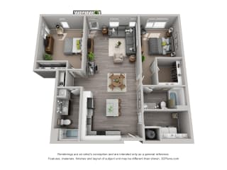 CityWay Apartments in Indianapolis