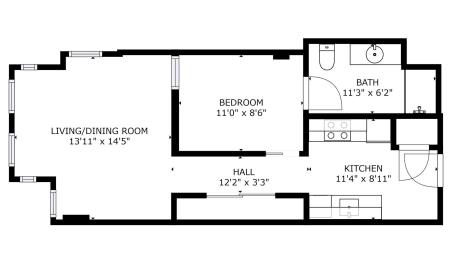 Floor Plan A4A