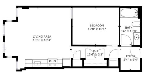 Floor Plan A8A
