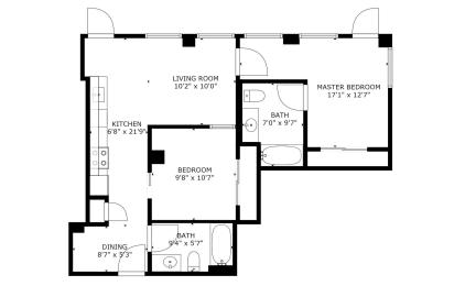 Floor Plan B2B