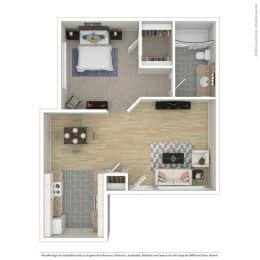 Floor Plan Ironwood