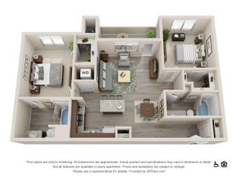 Rockrimmon Evolve Floorplan