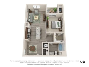 Rockrimmon Imagine Floorplan