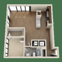Floor Plan 1U