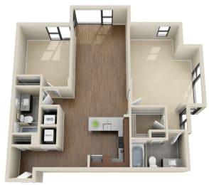 Floor Plan 2Q