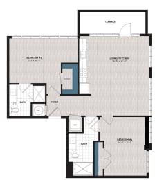 Floor Plan B29