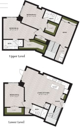 Floor Plan D11