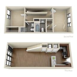 Floor Plan TWHM1