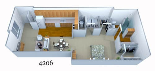 4206 Floor Plan Image