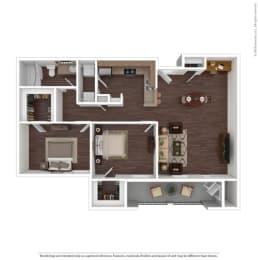 Spacious floor plans in Houston, TX