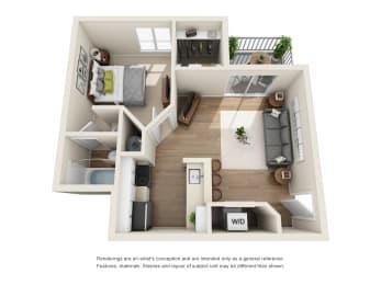 Siesta Key Floor Plan