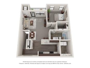 Floor Plan Seasons