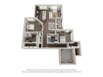 Floor Plan Hawthorn