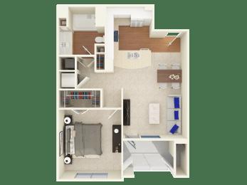 1 bedroom apartment Oxnard CA