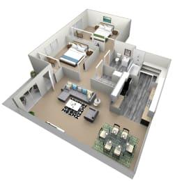 Floor Plan LaQuinta