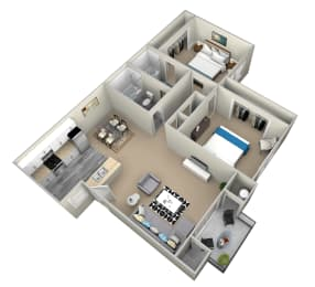 2 Bedroom Apartments in Highland, CA