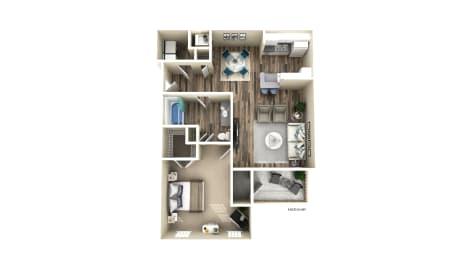 Floor Plan The Hanover