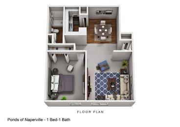 Floor Plan Naper