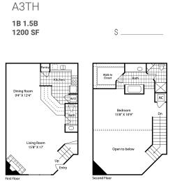 Floor Plan A3TH