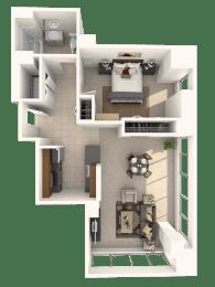 1G Floor Plan  Hartford 21