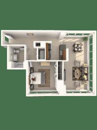 1H Floor Plan  Hartford 21