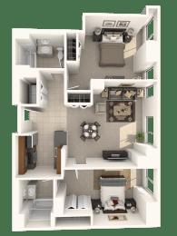 2C Floor Plan  Hartford 21