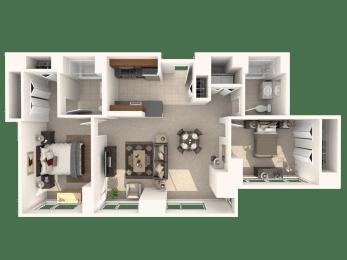 2E Floor Plan  Hartford 21