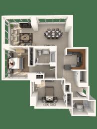 21 Floor Plan  Hartford 21