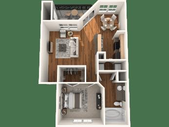 A4 Floor Plan | Madison Arboretum