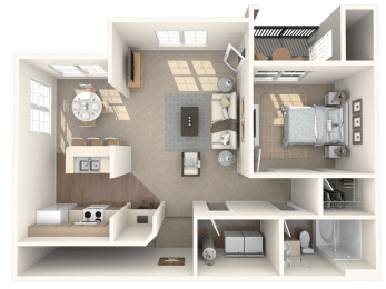 Amber Floor Plan  Ashlar