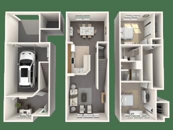 Bamboo_II Floor Plan  Floresta