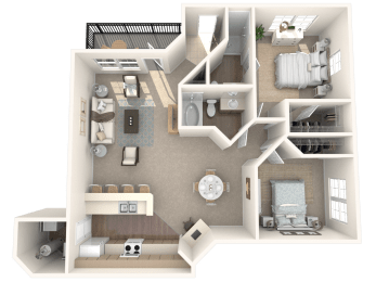 Cinnabar Floor Plan |Ashlar