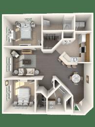 Cocoplum Floor Plan| Floresta