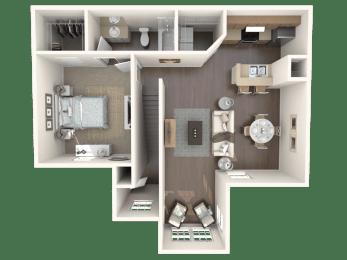 Cozumel l_up Floor Plan |Caribbean Isle