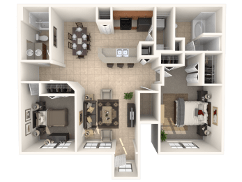 Marion Floor Plan |Estates at Heathbrook