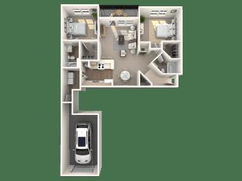 Opal Floor Plan |Ashlar
