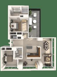 Floor Plan Penthouse 3